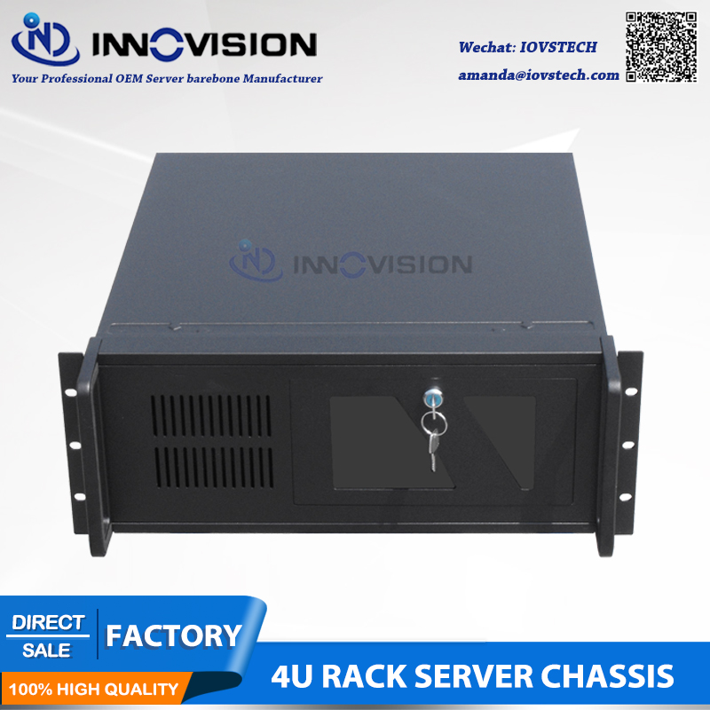 Stable 4Urack mount chassis RC450 IPC Case 1.2 2.0mmSGCC Material-in Industrial Computer & Accessories from Computer & Office
