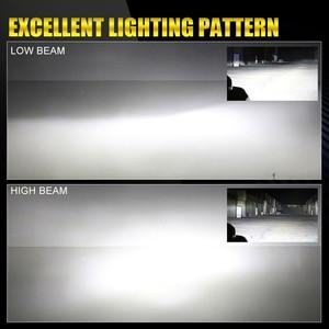Image 2 - BraveWay LED Lamp for Auto Headlights H4 H8 H9 H11 HB3 HB4 9005 9006 H7 LED H7 Canbus H11 LED Bulb for Car Light Bulb Automoveis