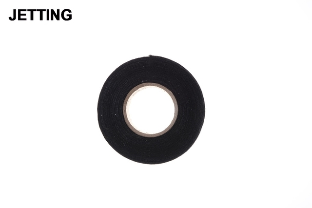 1 Pcs 15M*19MM Heat resistant Automotive Wiring Harness Tape