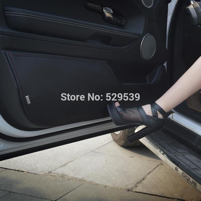 car door anti kick protection car styling accessories case for BMW 1 ...