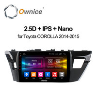 Ownice C500 10 2 Octa Core Car Radio DVD Player 2 Din Gps Android 6 0