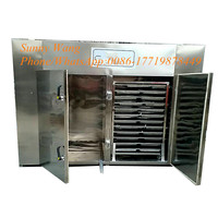 Food Dehydrator Fruit Vegetable Herb Meat Drying Machine Pet Snacks food Dryer with 96 trays