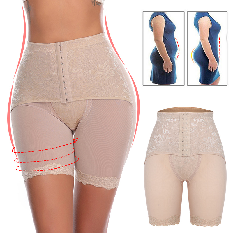 Miss Moly High Waist Tummy Slimming Control Panties Invisible Butt Lifter Body Shaper Waist Cincher Shapewear Modeling Panty in Control Panties from Underwear Sleepwears
