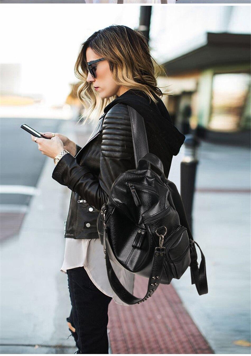 3 em 1 designe mochila bolsa de