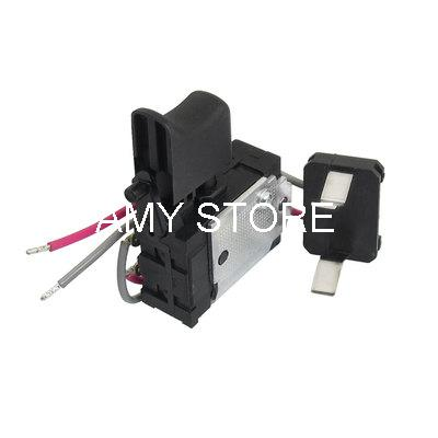 Reversing Brake Cordless Drill Switch 15A DC 24V for Hitachi DS7DF dc reversing contactor dc182b 537t for forklift 48v 200a zapi b4dc21