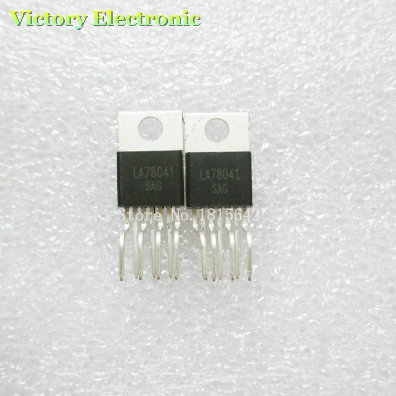 New LA78041 Field Effect Scan Integration TO-220 7H Wholesale Electronic la78041 10PCS/Lot