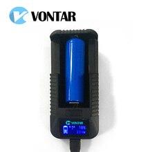 Akıllı LCD pil şarj cihazı akıllı USB şarj aleti 26650 18650 18500 18350 17670 14500 10440 lityum pil 3.9V daha iyi UM10