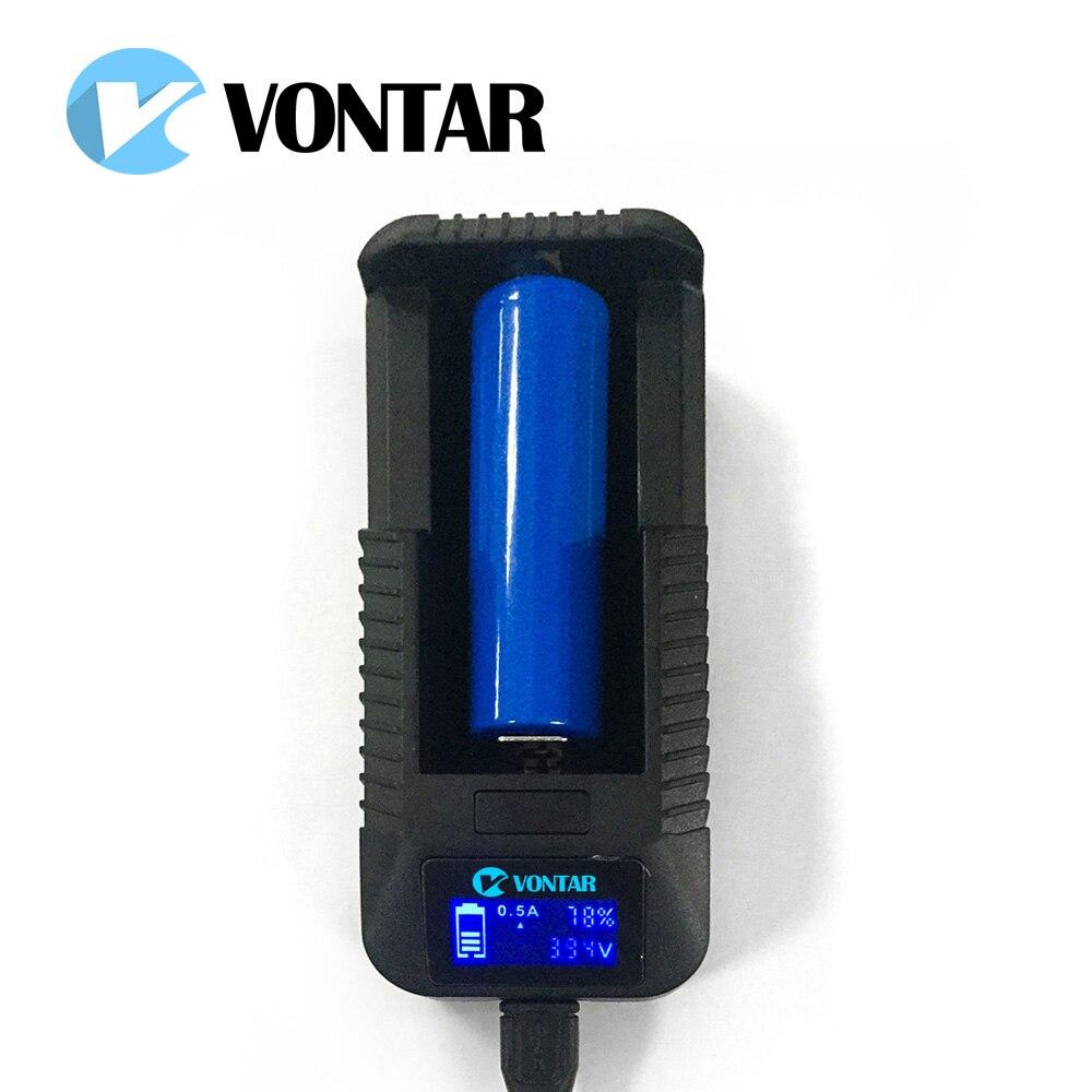 Smart LCD Batterie Ladegerät Smart USB Ladegerät für 26650 18650 18500 18350 17670 14500 10440 lithium-batterie 3,9 v besser als UM10