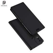 DUX DUCIS Leather Flip Cases For Huawei Honor 8C Luxury Stand Wallet Cover for Huawei Honor 8C 8 C Case on Honor 8C Funda Etui(China)