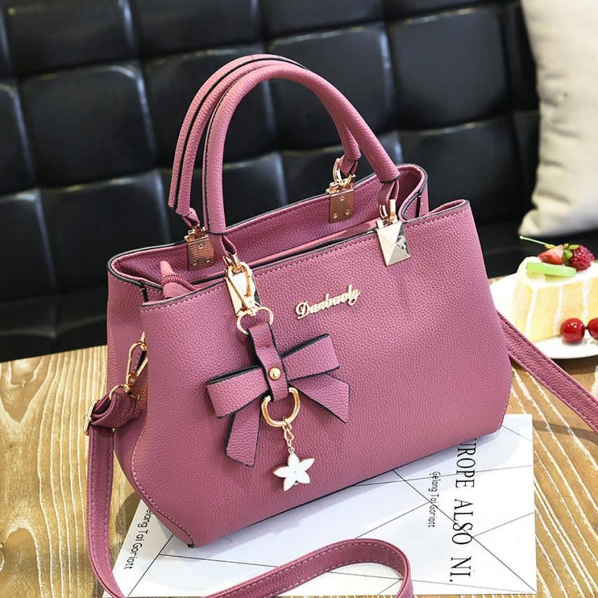 Boom Promotion in 2019, Crazy Purchase, Good Quality and Low Price, Handbags blue ordinary 45