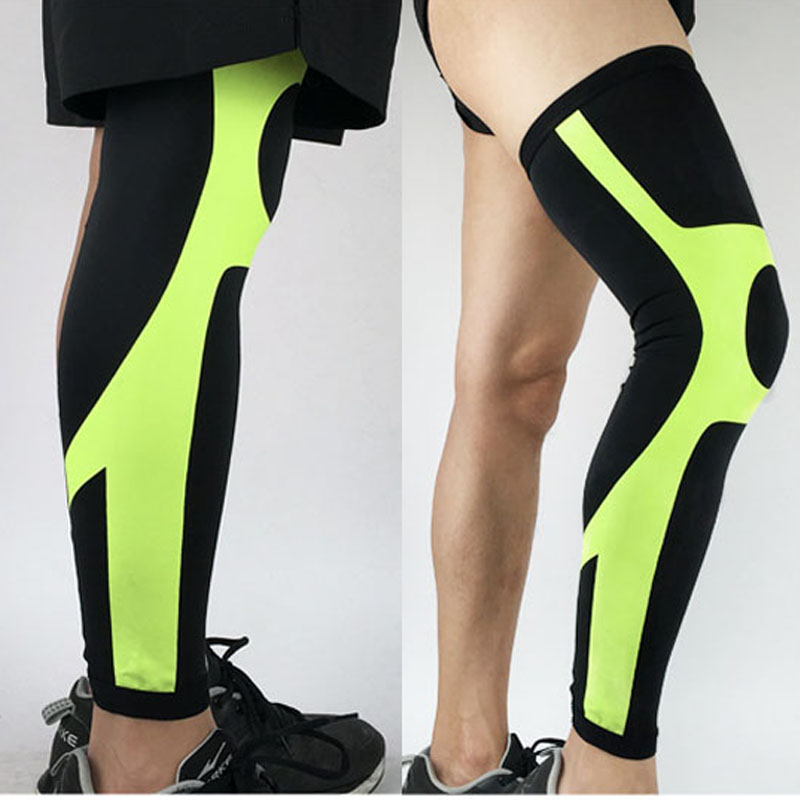Nieuwe stijl beenwarmers Sport Veiligheid Hardlopen Legging Wandelen - Sportkleding en accessoires