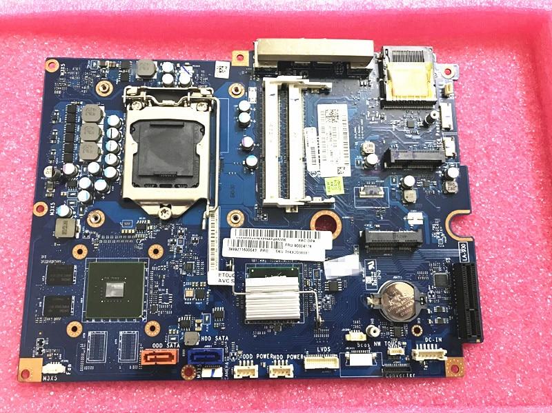 Convient pour Lenovo C540 système carte mère CIH61S S1155 1G DDR3 carte mère LA-9304P