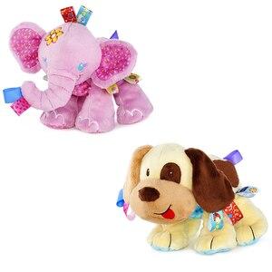 Animal Elephant Dog Baby Toys Soft Stuff