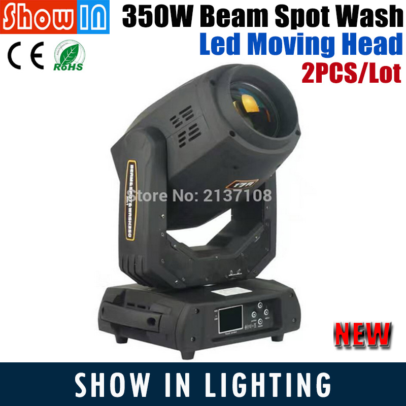 YODN 350W LED Beam Spot Gobo Wash Moving Head Light DMX DJ Disco Party Wedding Stage Effect Projector 110V 230V Free Shipping free shipping 6pcs lot 120w moving head light sharpy beam 2r led lights dj disco club party wedding stage effect