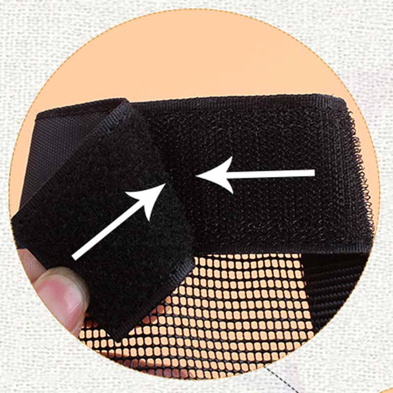 SYDZSW Superior Quality Dog Muzzle Breathable Mesh Black Nylon Pet Muzzle for Dog Puppy Dog Mask Prevent Bark Bite Pet Products4
