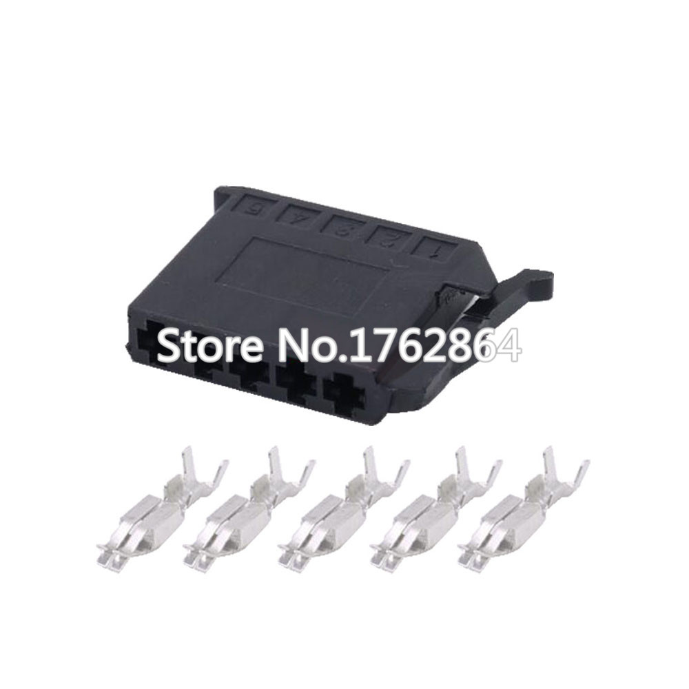 Aliexpress Com   Buy 5 Pin Automotive Connector Cover Car Harness Connector With Terminal Dj7054