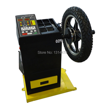Motorcycle Wheel Balancer Specialty Tire Balancing Machine For Motorcycle Ducati