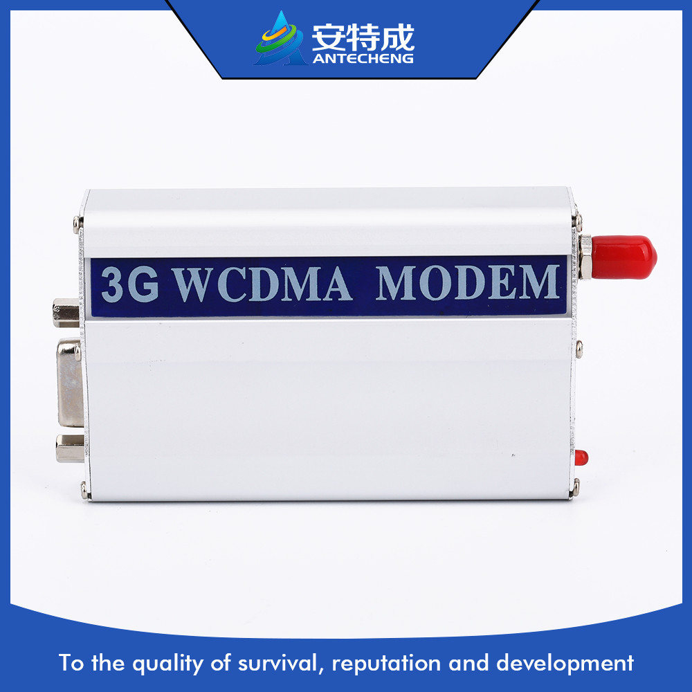 3G wireless USB/RS232 modem in industrial grade modem good quality 3g wireless usb gsm modem rs232 3g wireless modem imei changeable