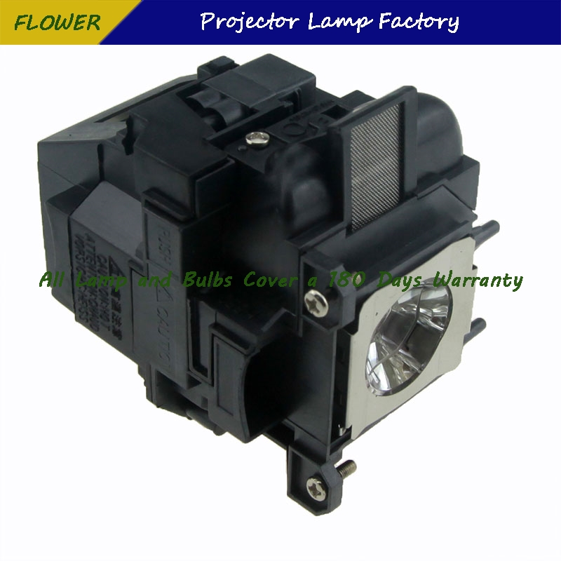 Projector  lamp with housing For ELPLP88Epson Po...