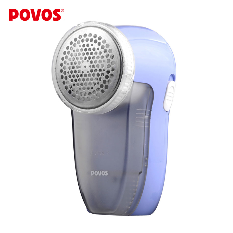 POVOS Fuzz Lint Remover Rechargeable Electric Sweater  Woolen Clothes Ball Trimmer Shaver Electric Lint Remover (220v-240V)PR321 rechargeable sweater fabric clothes shaver fuzz pill lint remover pink white 220v