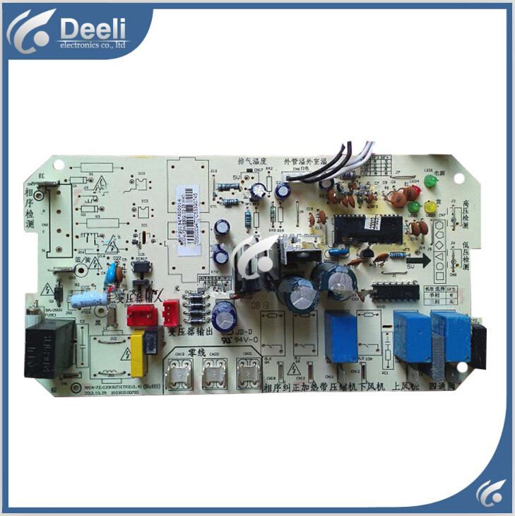 95% new good working for air conditioning pc board KFR-72W/330Q out motherboard on sale 95% new for air conditioning motherboard pc board pcb05 351 v05 display panel pcb05 314 v05 board good