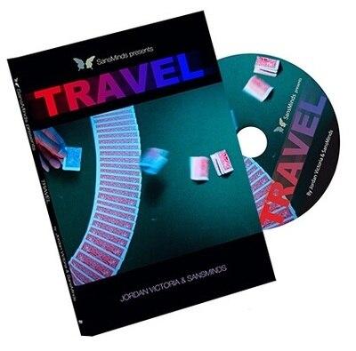 Travel By Jordan Victoria And SansMinds Magic Tricks