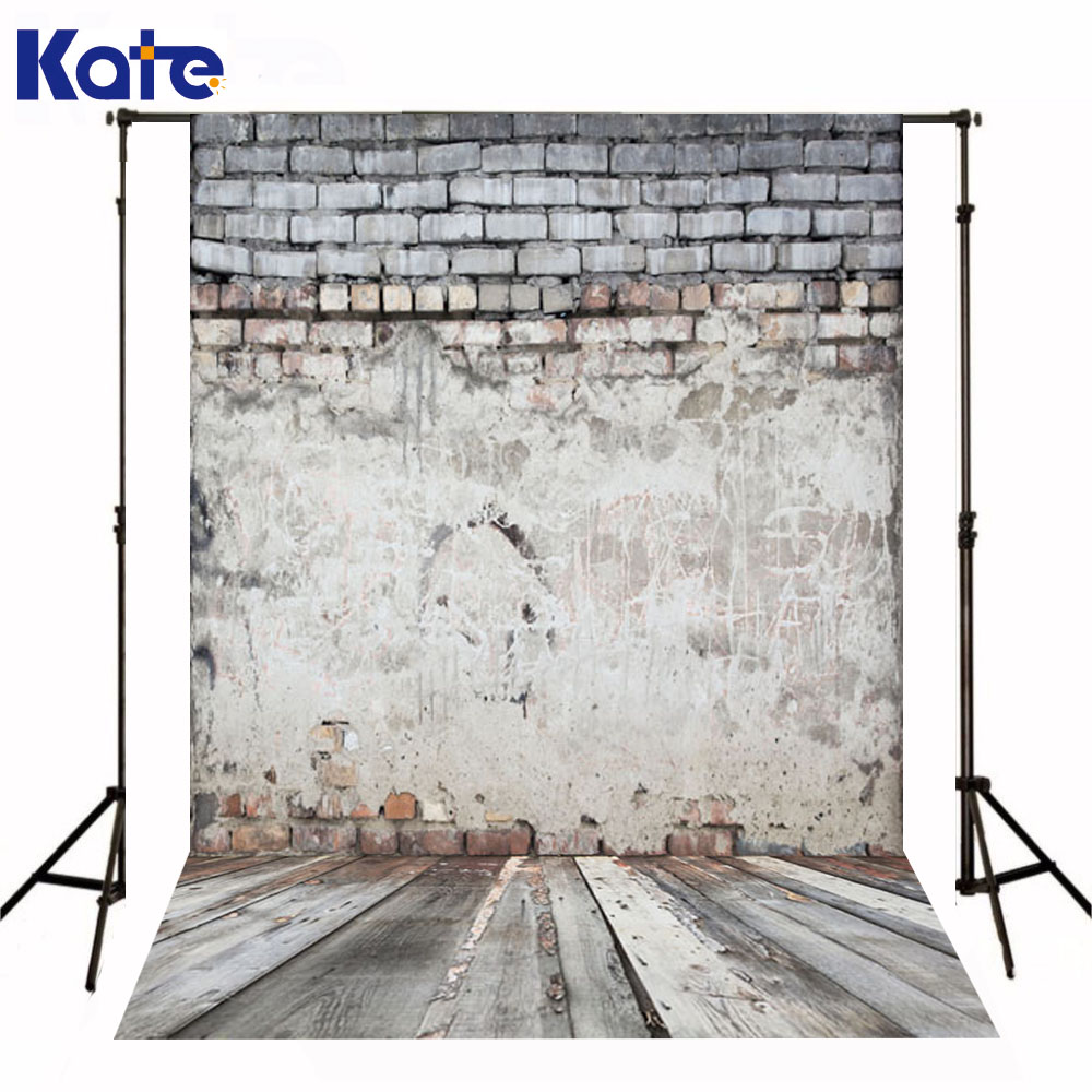 Kate Newborn Baby Background Photo Cement Brick Wall Fondo Fotografico De Estudio Broken Wooden Floor Backdrop For Photo Studio cement wall photo frame nails 20mm 60mm 80mm 100mm hook wall paintings nail tools bricklayer fasteners woodworking parts