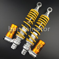 Universal 320mm 340mm 360mm  Motorcycle Rear  Shock Absorber  cnc aluminum cylinder inverted for YAMAHA nmax155 pcx150