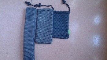 CBRL100pcs/lot mesh drawstring mesh bag mesh laundry bag gift bag pouch custom logo for gift palm small tool phone jewelry