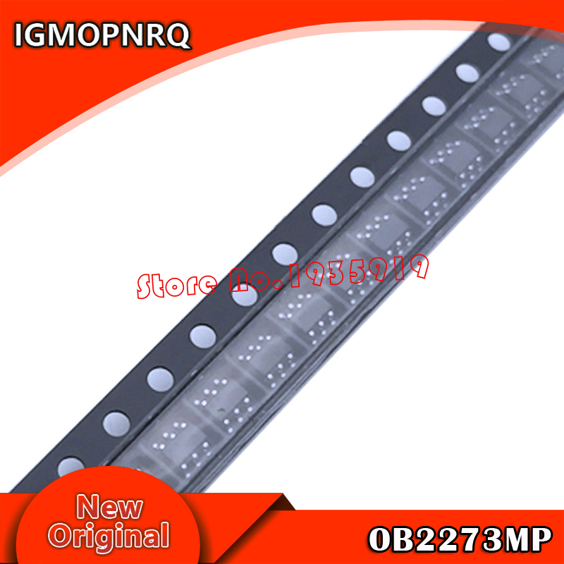10pcs/lot OB2273MP LCD management module <font><b>OB2273</b></font> SOT23-6 SMD 6 feet new original image