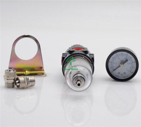 1 pc medidor de amortecimento filtro