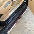 Hermoso Y Resistente Al Desgaste de Alta Calidad Car Styling Aleación De Aluminio Pedal Paso Lateral Bordo Para MDX 2015-2016