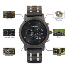 WSW Wood-Style Watches  – Men Business Luxury VP