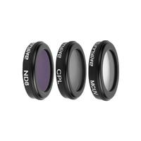 DJI Mavic 2 Zoom 3PCS Set UV CPL ND8 Filter Camera Lens Filters MCUV Filter for DJI Mavic 2 drone parts accessories