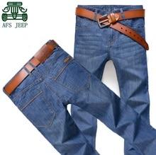 2015 Классический Дизайн Бренда мужские Джинсы, Мужчины Весенняя Одежда, Голубая Вода Стиральная Человек Мода Slim джинсовые Брюки, Хорошее Качество
