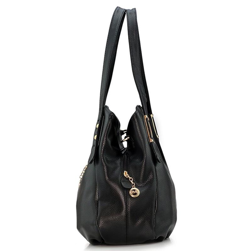 de alta qualidade bolsa preto Exterior : Nenhum