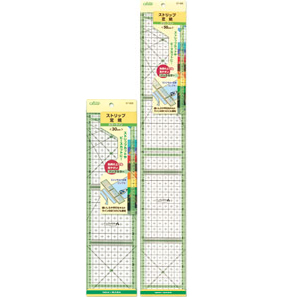 Good quality Japanese color line ruler, 8*50CM sewing ruler,patchwork tool,<font><b>drawing</b></font> templates