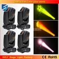 Free shipping 4pcs/lot dj lights moving beam 300 watt led gobo moving head spot light
