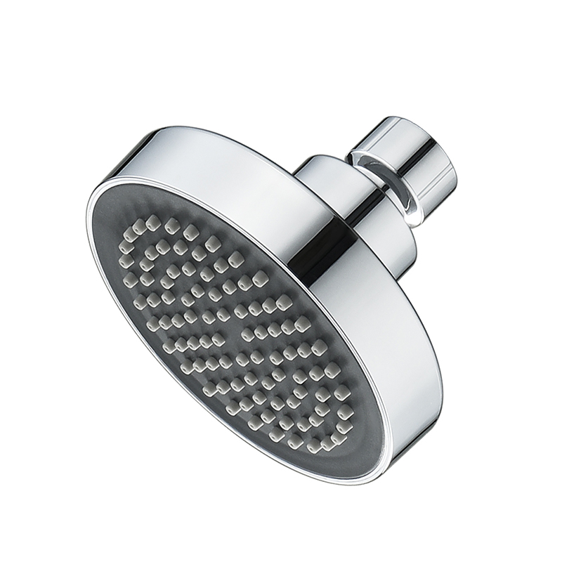 Shower Faucets American 5 Gear Multifunction Hanging Shower Head Nozzle Abs Water Saving Massage Fog Sprinklers Hotel Bathroom Special Summer Sale