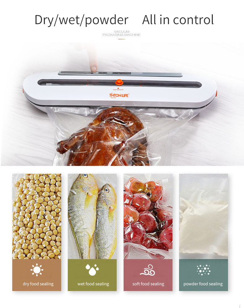 Machine d'Emballage - Thermoscelleuse Alimentaire
