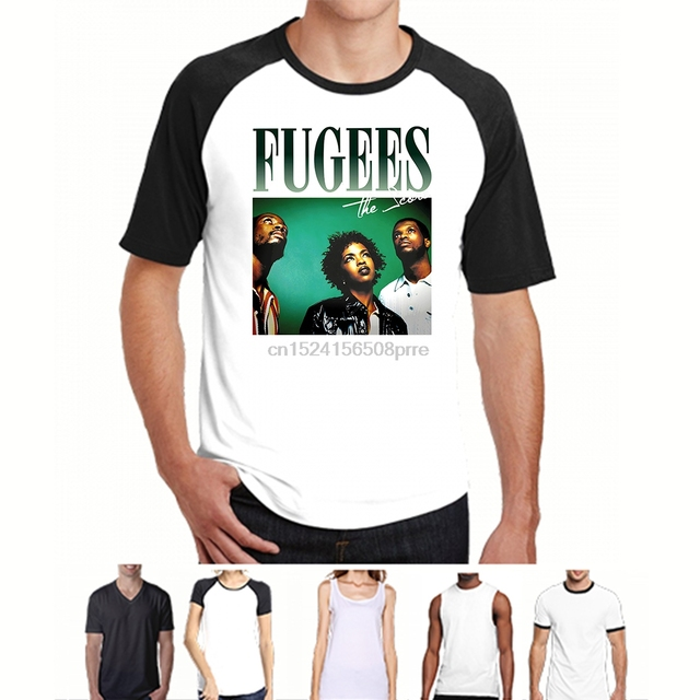 Aliexpress com : Buy 2018 Inspired By Fugees The Score T shirt Hip Hop Rap  Tour Merch Limited Vintage from Reliable T-Shirts suppliers on shanguang