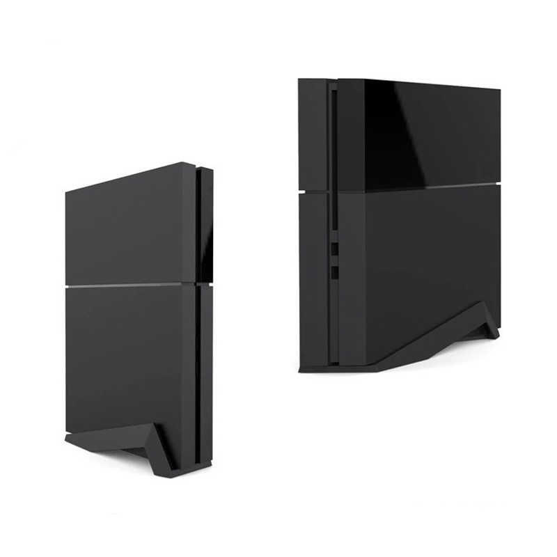 For Playstation 4 PS4 Stand Soporte Magic Vertical Stand Dock Mount Holder Bracket Video Game Console Station Mando Accessories