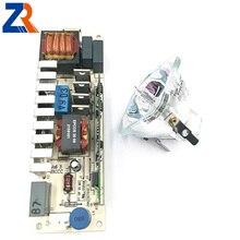 Sıcak satış 2R 130w Sharpy ışın/hareketli kafa spot 2R MSD platin sahne işık sahne lambası balast ile ücretsiz kargo