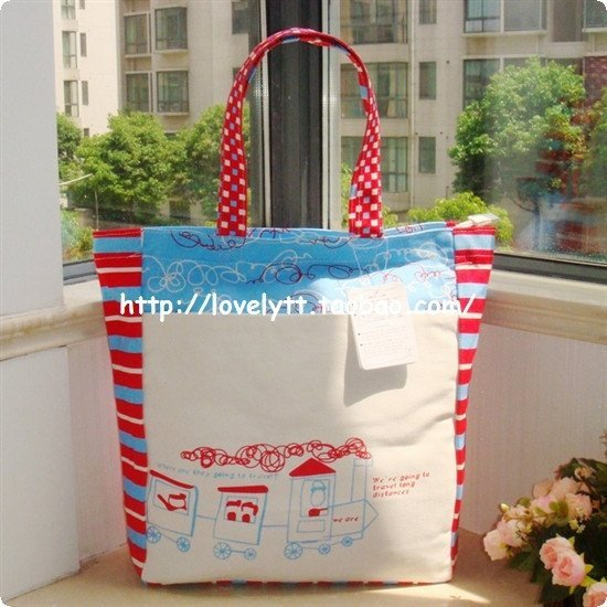 2011 new style women package Katoo governs the fashionable canvas bag date is really suitcase Shan Jian the package of train clo