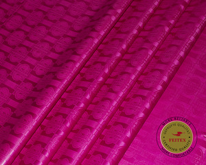 Image 2 - Shining Austria Quality Bazin Riche Fabric(Similar to getzner) Jacquard Guinea Brocade Fabric 100% Cotton Shadda Perfume