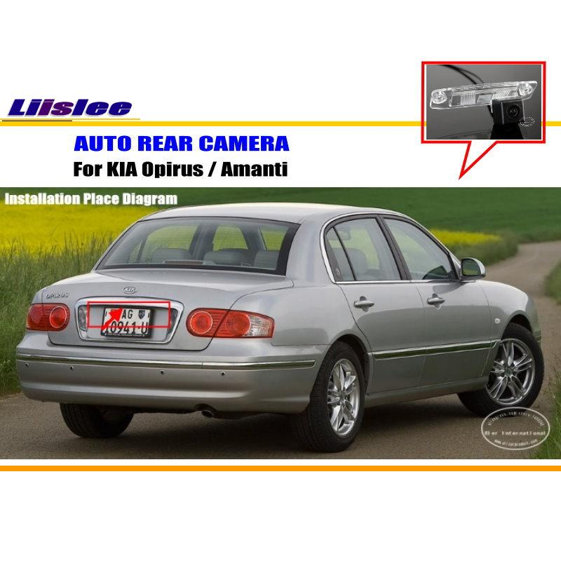 ᐅLiislee cámara de visión trasera/cámara de estacionamiento/cámara ...