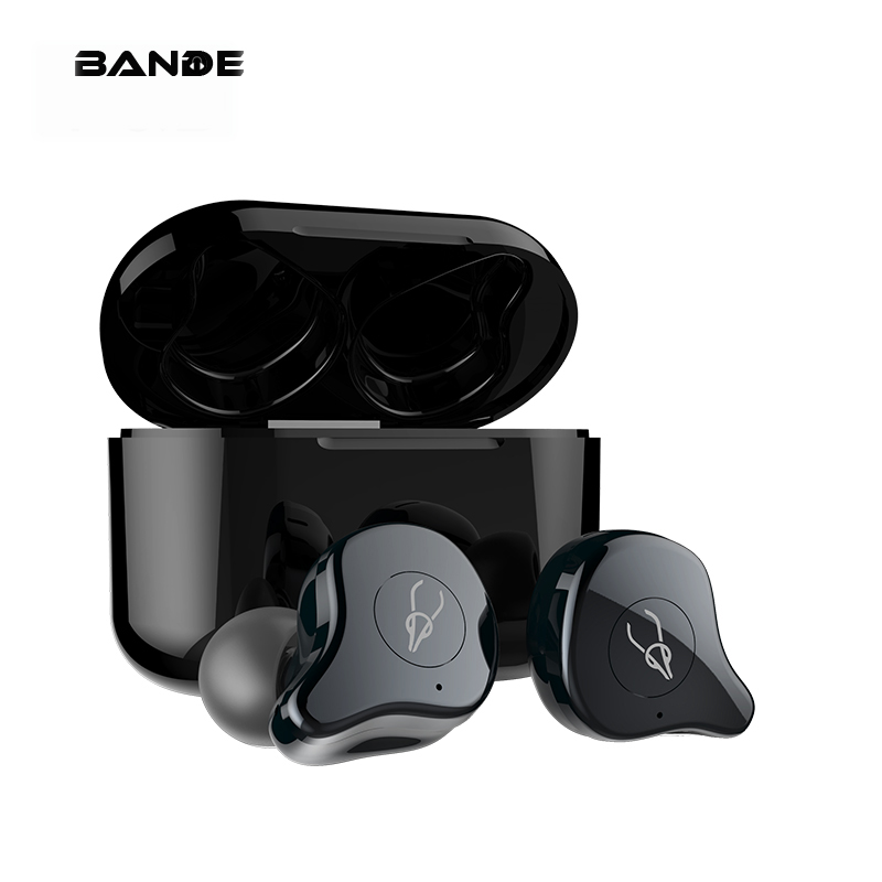 True Wireless Bluetooth 5.0 Headset Mini Earphones Auto With 3000mAh  Charge BoxTrue Wireless Bluetooth 5.0 Headset Mini Earphones Auto With 3000mAh  Charge Box
