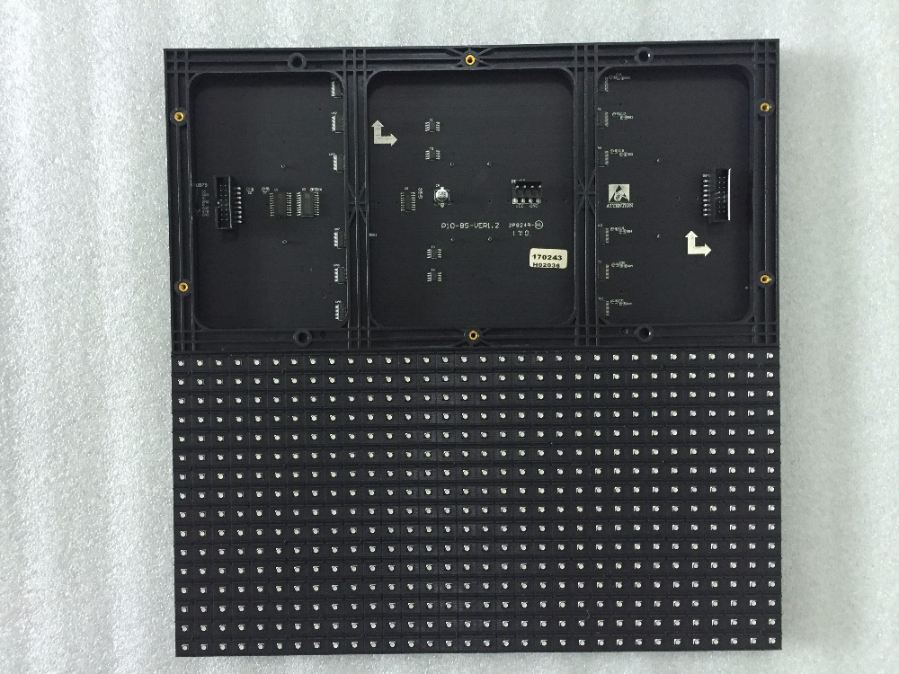 P4,P5,P6,P8,P10 indoor 320*160mm 32*16pixels Indoor SMD 1/8 scan RGB P10 full color LED module for Advertising media LED Display