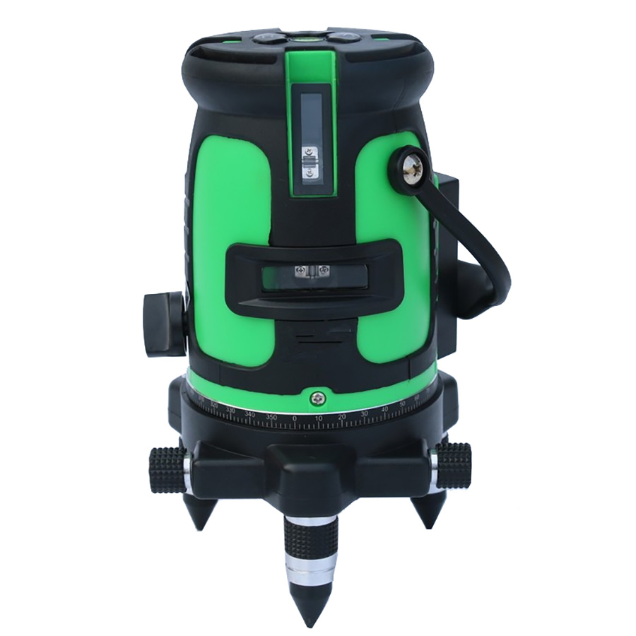 Professional 2/3/5 Lines Green Light Laser Level Self-Leveling 360 Horizontal Super Power With Lithium battery Cross Line MeterProfessional 2/3/5 Lines Green Light Laser Level Self-Leveling 360 Horizontal Super Power With Lithium battery Cross Line Meter
