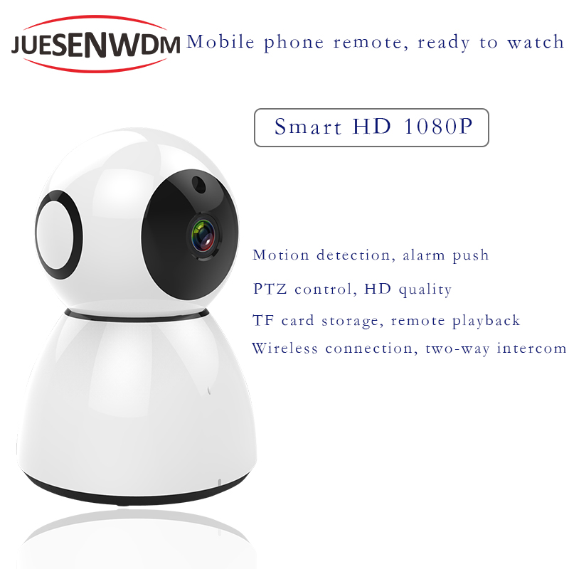 360 degree ip camera wifi 1080p with Motion Detection Email Alert Mobile Monitoring 6 LED Night Vision Camera cctv camera mosafe 4ch 1080p poe cctv camera system night vision onvif motion detection with email alarm ip66 weatherproof 2tb hdd